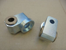 NEGATIVE CAMBER TOP TRUNNIONS AUSTIN A30 A35 A40 FRONT SUSPENSION