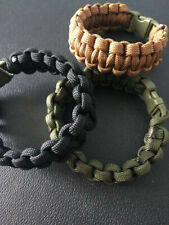 550 Paracord US GSA COMPLIANT 50 ft environ 15.24 m 15 M - MADE IN THE USA et la Chine!