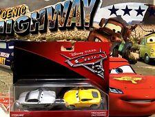 Disney Pixar Cars 3 Set Sterling & Cruz Ramirez 2017