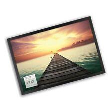 Snap 12x18 Black Wood Wall Photo Frame