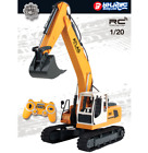 RC 1/20 ATLAS Wireless Excavator 17Channel Remote Control - Yellow