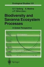 Biodiversity and Savanna Ecosystem Processes: A Global Perspective (Ecological