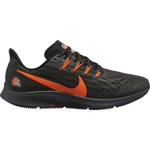 Brand New NFL Cleveland Browns Nike Air Zoom Pegasus 36 Running Training Shoes