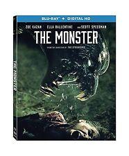 The Monster [Bluray + Digital HD] [Blu-ray] Free Shipping