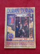 More details for duran duran song and sheet music book - seven & the ragged tiger album