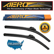"AERO BMW M6 2018-2017 26""+17"" Premium Beam Windshield Wiper Blades (Set of 2)"