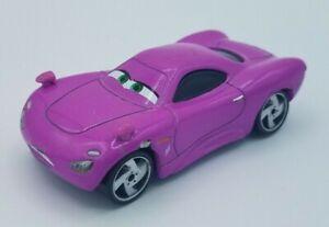 Disney Pixar's Cars Diecast London Chase Fuchsia Holley Shiftwell Pink Purple
