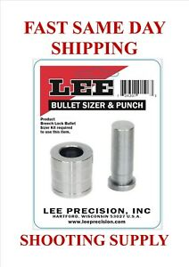 Lee Bullet Sizer and Punch .356 FREE SAME DAY SHIPPING 91518