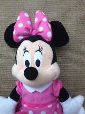 "New listing Disney Minnie Mouse Plush 17"" Stuffed Toy"