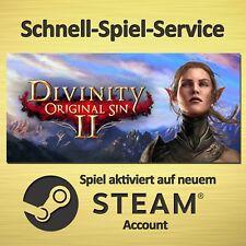 ⭐️ Divinity - Original Sin II 2 - Deutsch - PC - STEAM - BITTE LESEN ⭐️