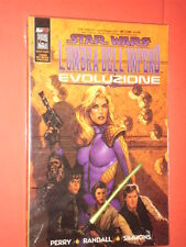 STAR WARS-MAGIC PRESS -ombra dell'impero evoluzione -volume raro guerre stellari