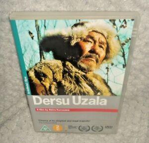 Dersu Uzala (DVD, 1975, 2007, 2-Disc) Akira Kurosawa
