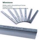 7pcs 80-1000 Grit Silicon Carbide Oil Stone Sharpener Jade Polishing Whetsone