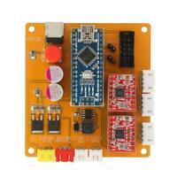 Control Board, Steuerplatine, 2-Achsen, 12V 5A, DIY Laser-Graviermaschine CNC