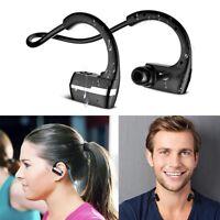 Wireless Bluetooth Headphones Sport Stereo Earphones Sweatproof Running Headset