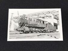 Antique Davenport Rock Island & Northwestern Railroad Locomotive No 57 Photo