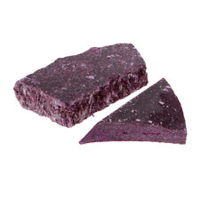 Irregular Candle Dye Chip Block Natural Plant Pigment Candle Coloring Purple