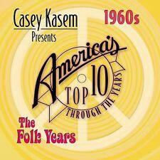 American Top Ten:The Folk Years CD 60s Hits 20 tracks Oliver Scott McKenzie