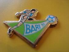 pin pins sport foot soccer om marseille bari 91