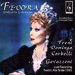 Giordano: Fedora, Gavazzeni, Domingo, Freni, Giord, Good Import