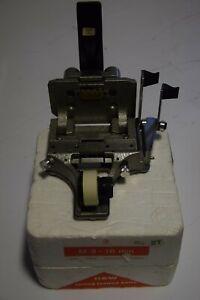 16mm Trockenklebepresse CIR M3 Pr4ofessional Neu in OVP