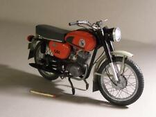 "Modelik 07/12 - Motorcycle WSK mo6b3 "" Gil "" (1970er) with Lasercut Parts 1:9"