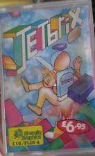 Jetbrix (Gremlin 1985) C16 / Plus 4 (Tape, Box, Manual) 100% ok