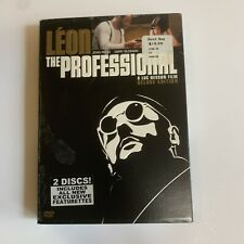 LÉOn The Professional Factory Sealed Dvd 2005 2-Disc Set Deluxe Edition Sealed