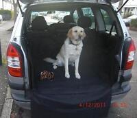 PET SEAT COVER WATERPROOF CAR REAR BACK FOR DOG CAT PROTECTOR BOOT MAT LINER