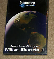 Discovery Channel American Chopper Miller Electric 1 DVD New
