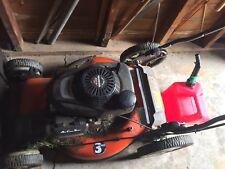 Husqvarna HU 700F Self Propelled Mulching Capabilities With Bag Lawn Mower
