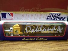 MLB, 2000 Oakland Athletics, TEAM COLLECTIBLES, White Rose Collectibles