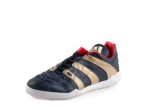 Adidas Mens Predator Precision TR Navy/Gold/Red F37095