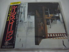 SIEGES EVEN-Steps JAPAN 1st.Press w/OBI Dream Theater Mekong Delta Metallica