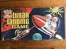 Vintage LAY'S LUNAR LANDING GAME-1969   Lay's Packing Co., Knoxville, TN