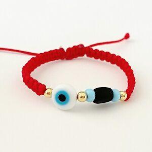 Evil eye baby bracelet protection azabache mal de ojo third eye greek jewelry