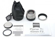 CONTAX CARL ZEISS PLANAR  G Planar  45mm F2 T* ,Excellent+++ ,From Japan,TK0608