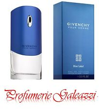 GIVENCHY POUR HOMME BLUE LABEL EDT VAPO SPRAY - 100 ml
