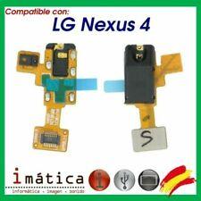 Recambios Para LG Nexus 4 para teléfonos móviles Google