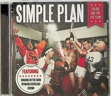 Simple Plan -Taking One For The Team CD 2016 -NEW (Feat: Jordan Pundik/R.City)
