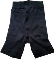 6,25€/Stück 2 x Shapewear Schlank Miederhose Radler schwarz 12,50€*/2 Stück