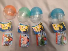 Yujin TOMY Toy Story Mini Blisters - Disney Pixar  NEW - Woody, Hymm, Rex & Army