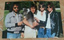 SMOKIE - Poster aus BRAVO - 80er Jahre !!