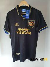 UMBRO segunda camiseta Manchester United 1993-1994 CANTONA 7 NUEVA