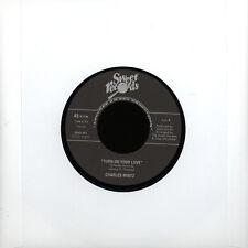 "Charles Mintz-Turn on Your Love/I Love MAK (vinile 7"" - 2013-EU-original)"