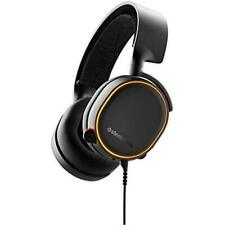 ba4bf510a94 SteelSeries Arctis 5 2019 Edition RGB Gaming Headset - Black