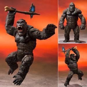 "S.H.MonsterArts KONG from Movie ""GODZILLA VS. KONG 2021 PSL LTD JP"