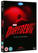 Marvel's Daredevil Season 1 [Netflix Original] (Blu-ray, 4 Discs, Region Free)