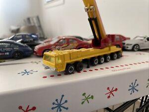 Siku MK Yellow Crane