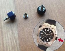 6.0mm rubber steel hexagon waterproof screw crown For AP royal oak 15703ST 26170